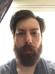beard, 8 Feb. 2015