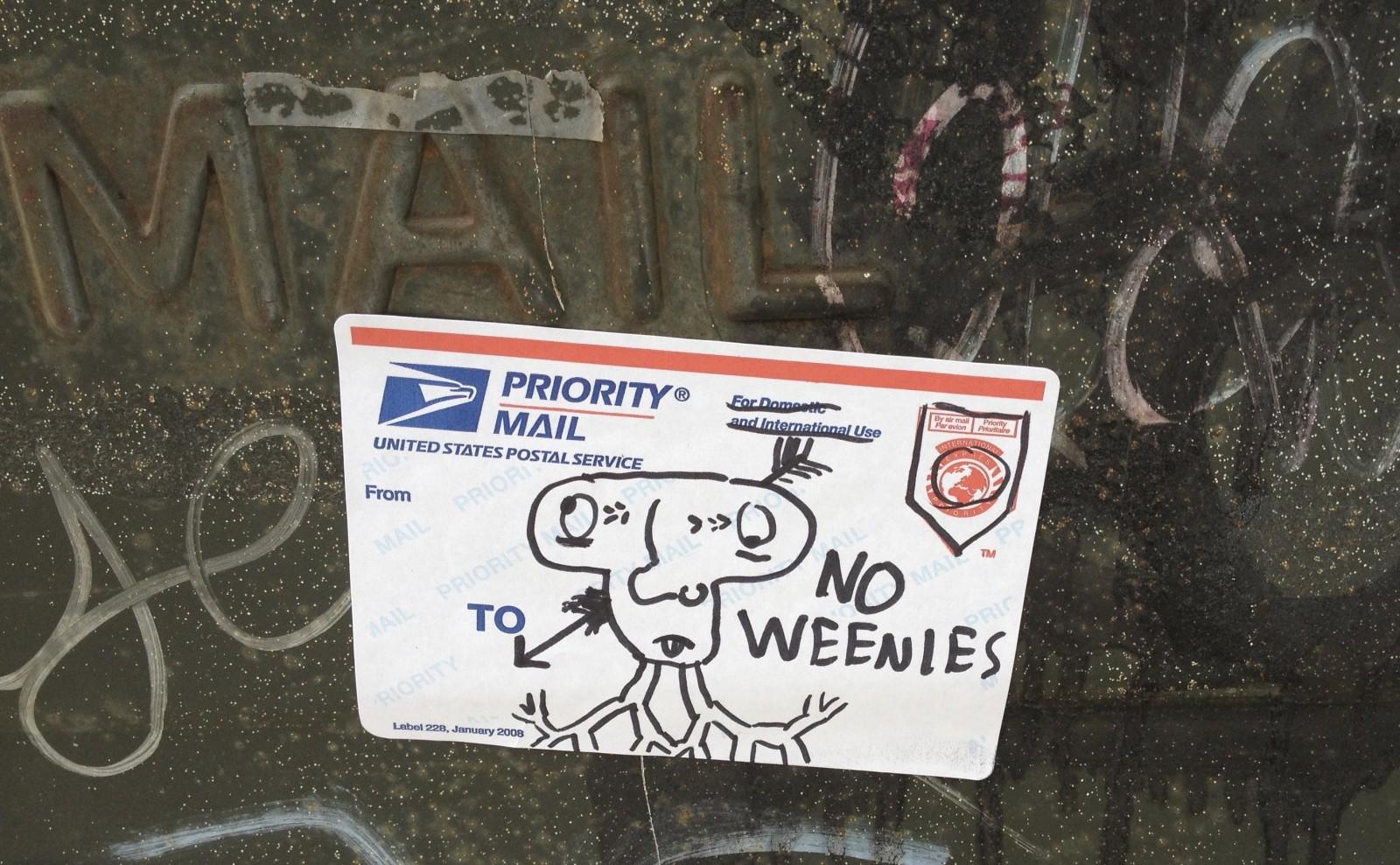 no weenies